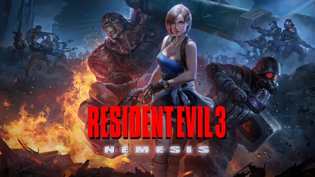 ترینر بازی Resident Evil 3 Nemesis