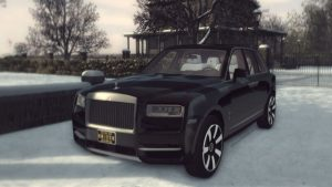 Rolls Royce Cullinan Mafia 2