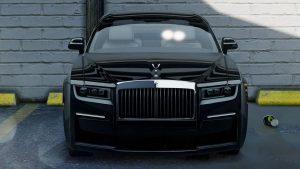 خودرو Rolls Royce Ghost SWB 2021 برای GTA V