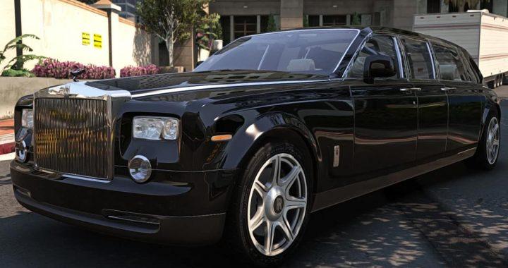 خودرو Rolls Royce Phantom Mutec 2012 برای GTA V