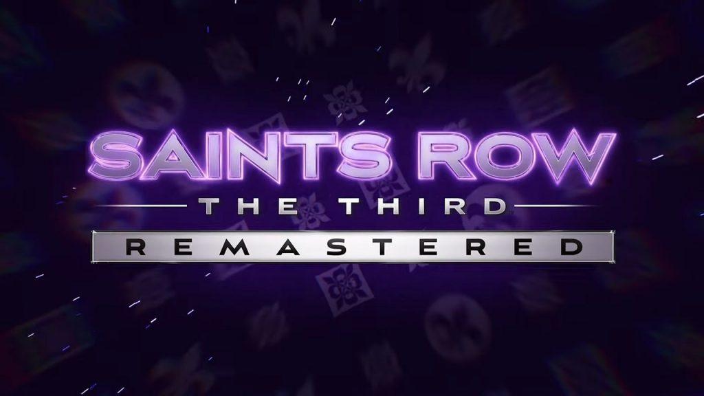 سیو بازی Saints Row The Third Remastered