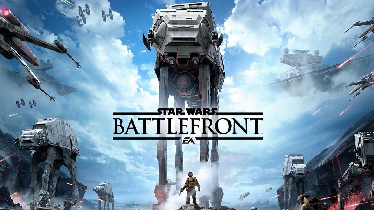 ترینر بازی Star Wars Battlefront 1