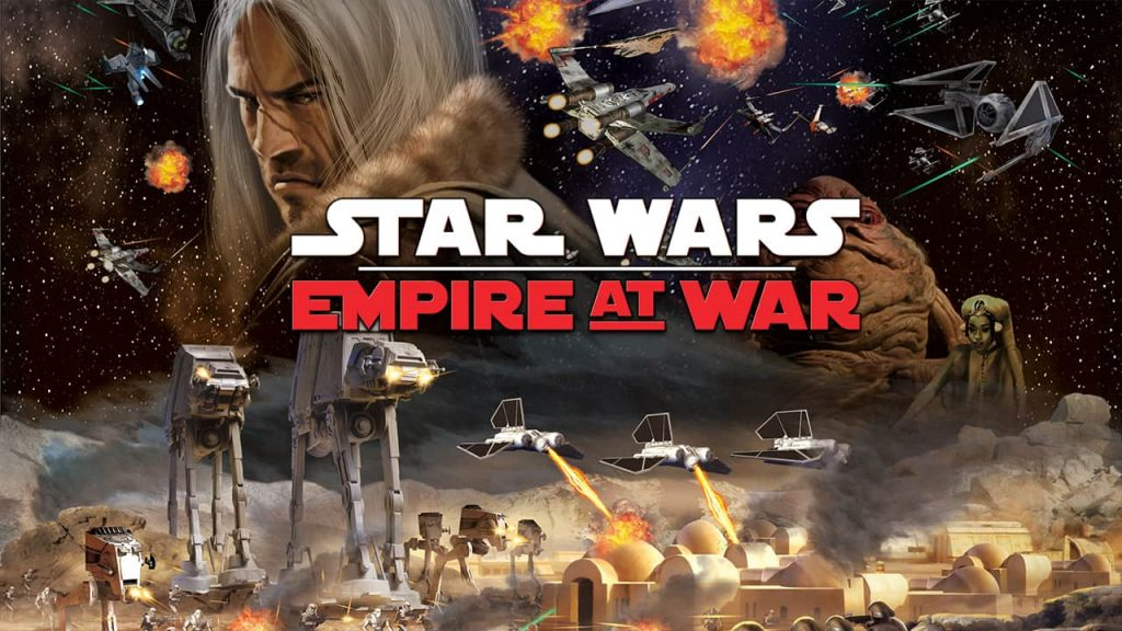 ترینر بازی Star Wars Empire at War