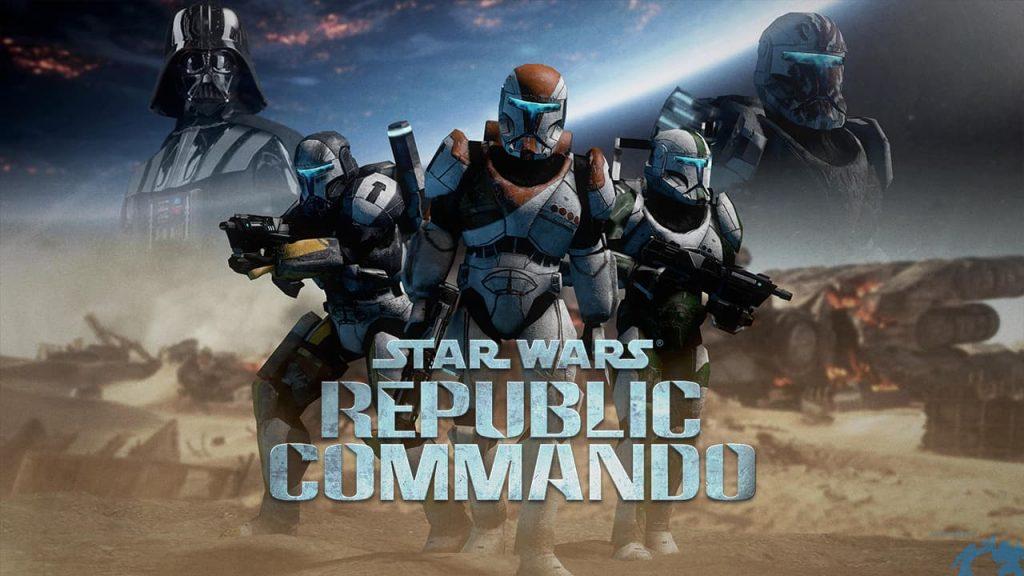ترینر بازی Star Wars Republic Commando