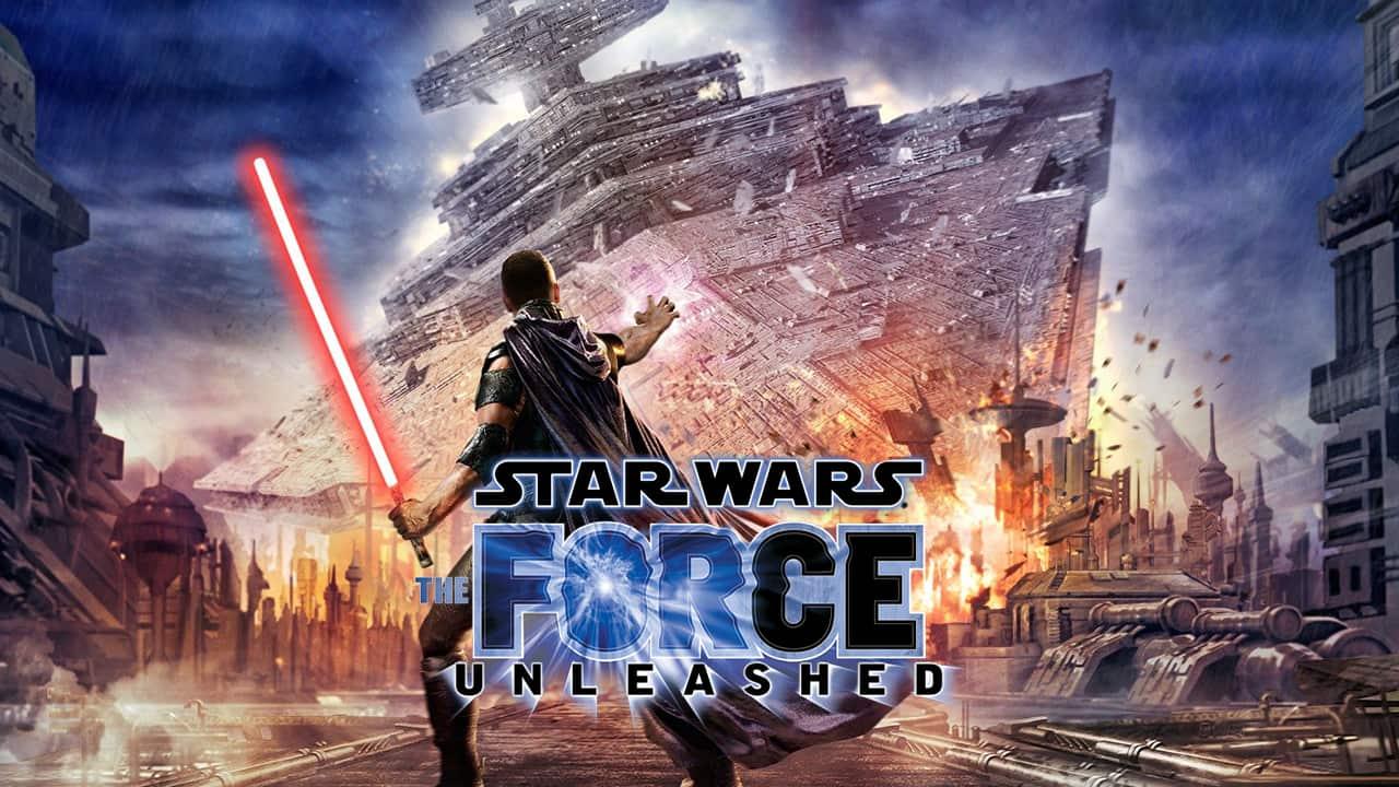 ترینر بازی Star Wars The Force Unleashed 1