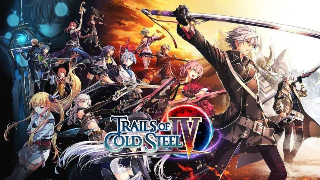 ترینر بازی The Legend of Heroes Trails of Cold Steel IV