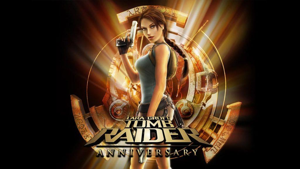 ترینر بازی Tomb Raider Anniversary