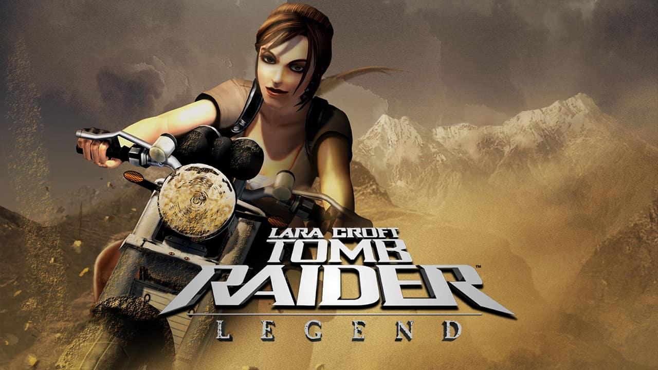 ترینر بازی Tomb Raider Legend