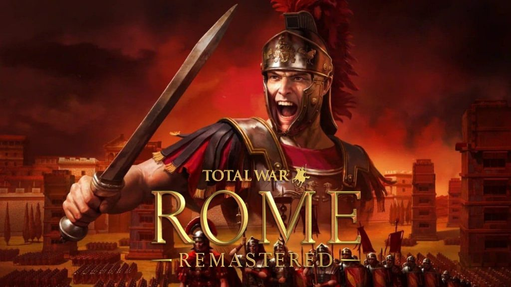Total War ROME REMASTERED Trainer