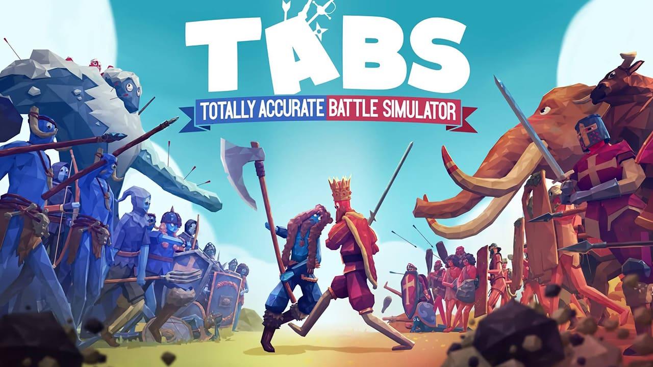 ترینر بازی Totally Accurate Battle Simulator