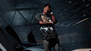 کاراکتر Travis Scott برای GTA V