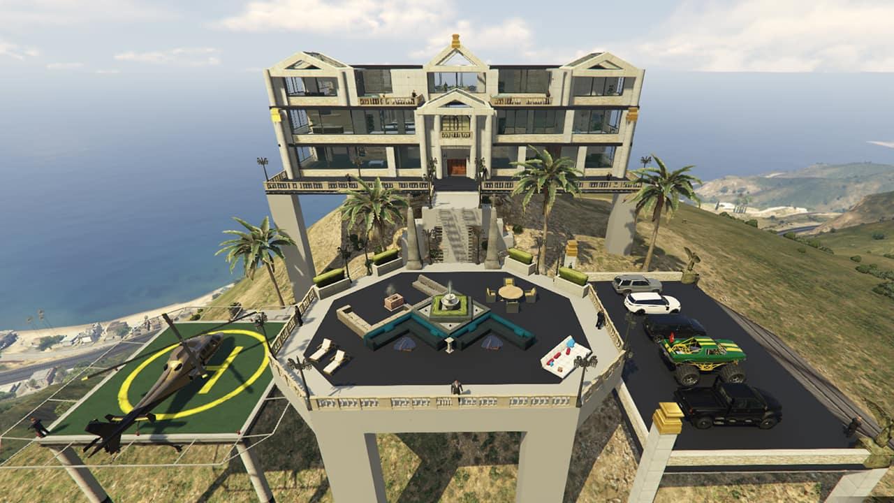 عمارت ویلنیک برای GTA V