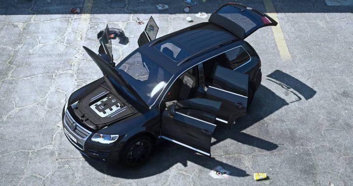 خودرو Volkswagen Touareg برای GTA V