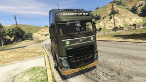 کامیون Volvo FH 500 برای GTA V