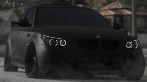 خودرو BMW M5 E60 برای GTA V