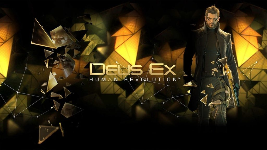 ترینر Deus Ex Human Revolution