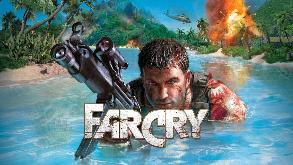 ترینر بازی Far Cry 1