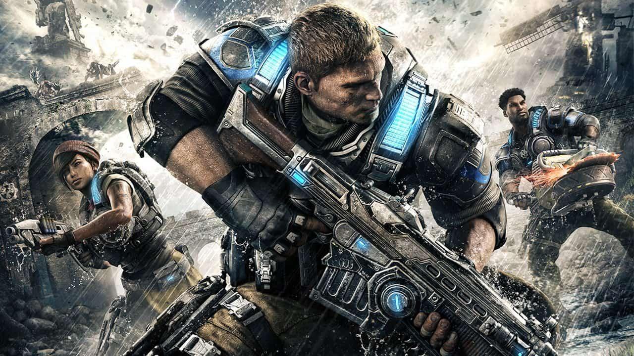 ترینر Gears of War 4