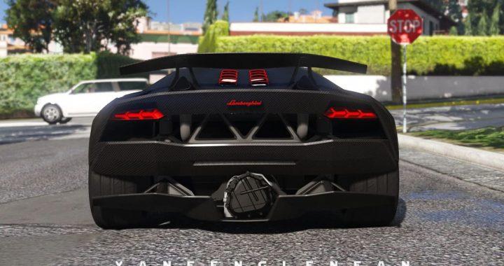خودرو Lamborghini Sesto Elemento برای GTA V