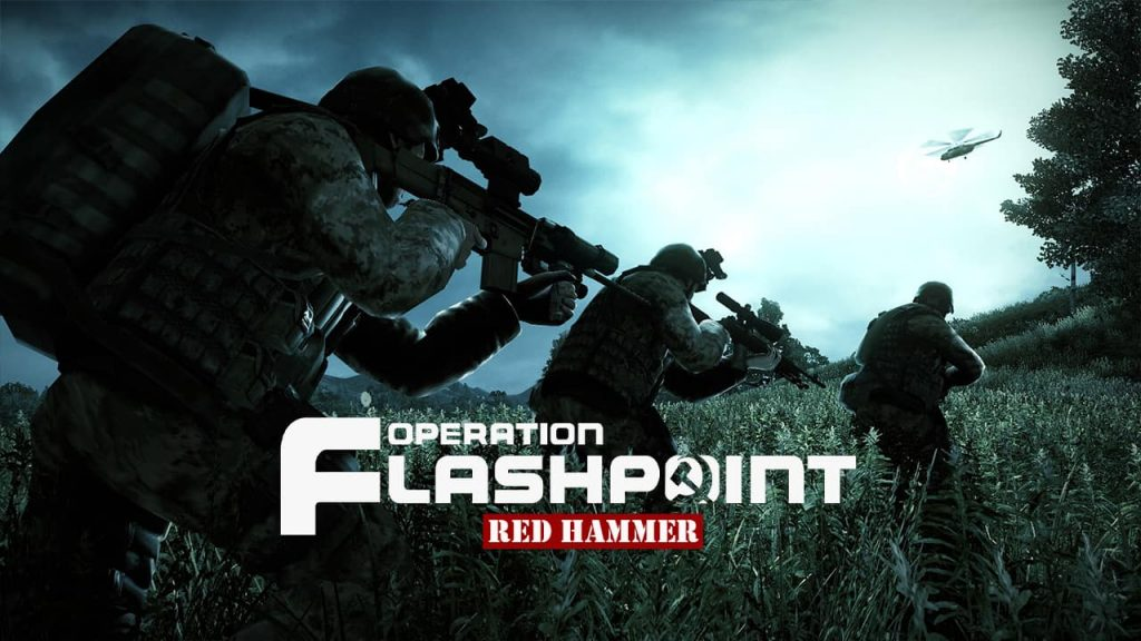 Operation Flashpoint Red Hammer Trainer