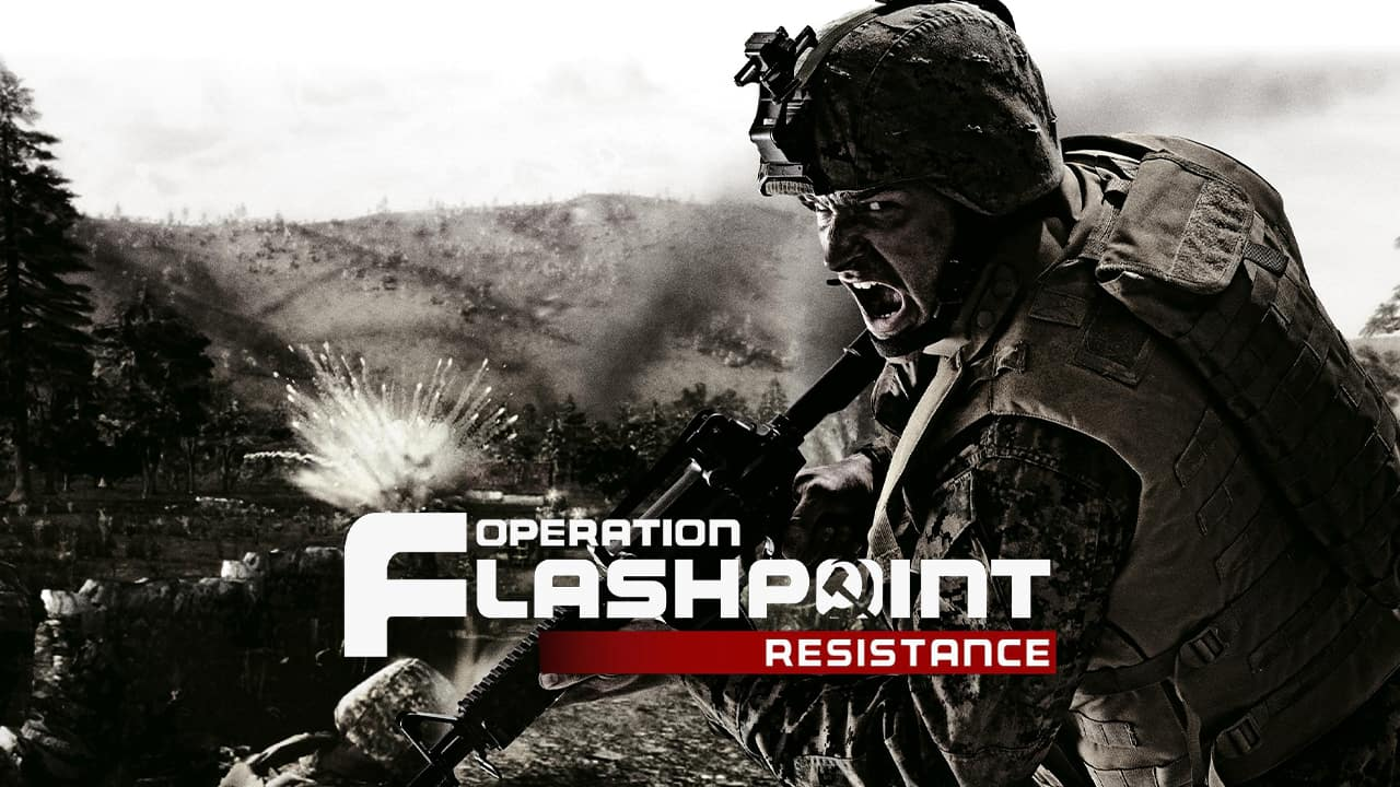 Operation Flashpoint Resistance Trainer