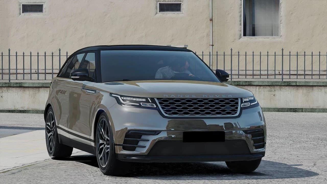 خودرو Range Rover Velar 2019 برای GTA V