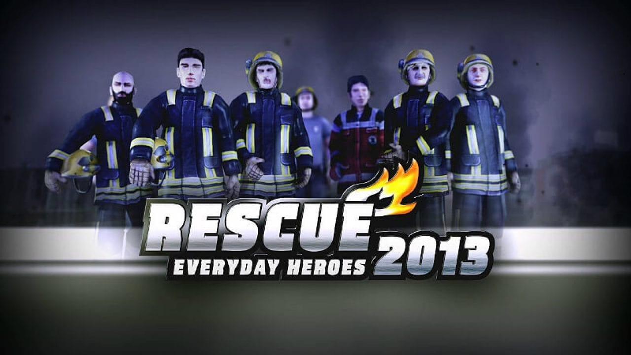 ترینر بازی Rescue 2013 Everyday Heroes