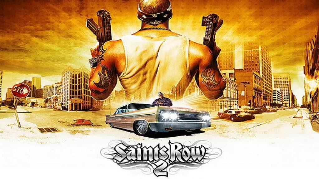 ترینر بازی Saints Row 2