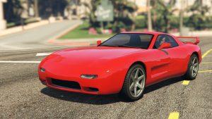 خودرو ZR-350 برای GTA V