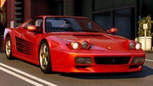 خودرو Ferrari 512 TR 1991 برای GTA V