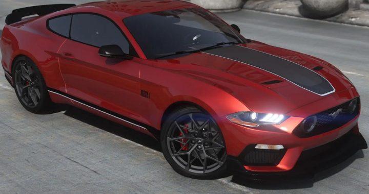 خودرو Ford Mustang Mach 1 برای GTA V