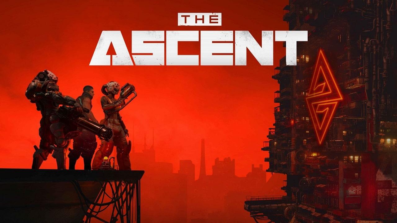 ترینر بازی The Ascent