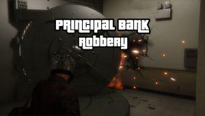 مد Principal Bank Robbery برای GTA V