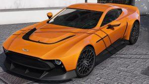 خودرو Aston Martin Victor برای GTA V