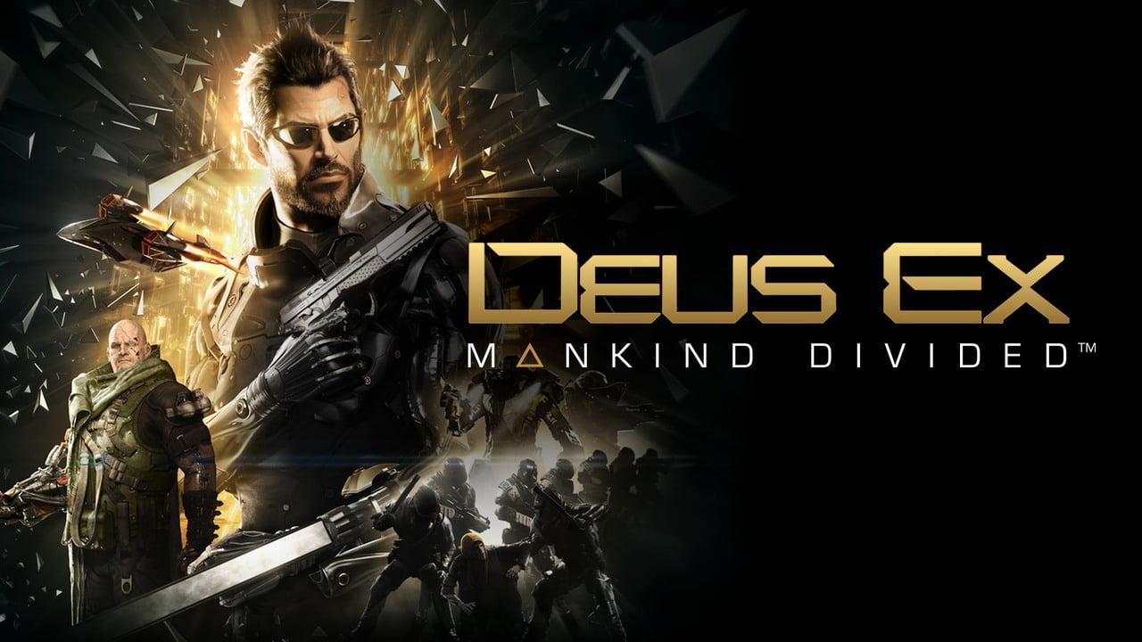 ترینر بازی Deus Ex Mankind Divided