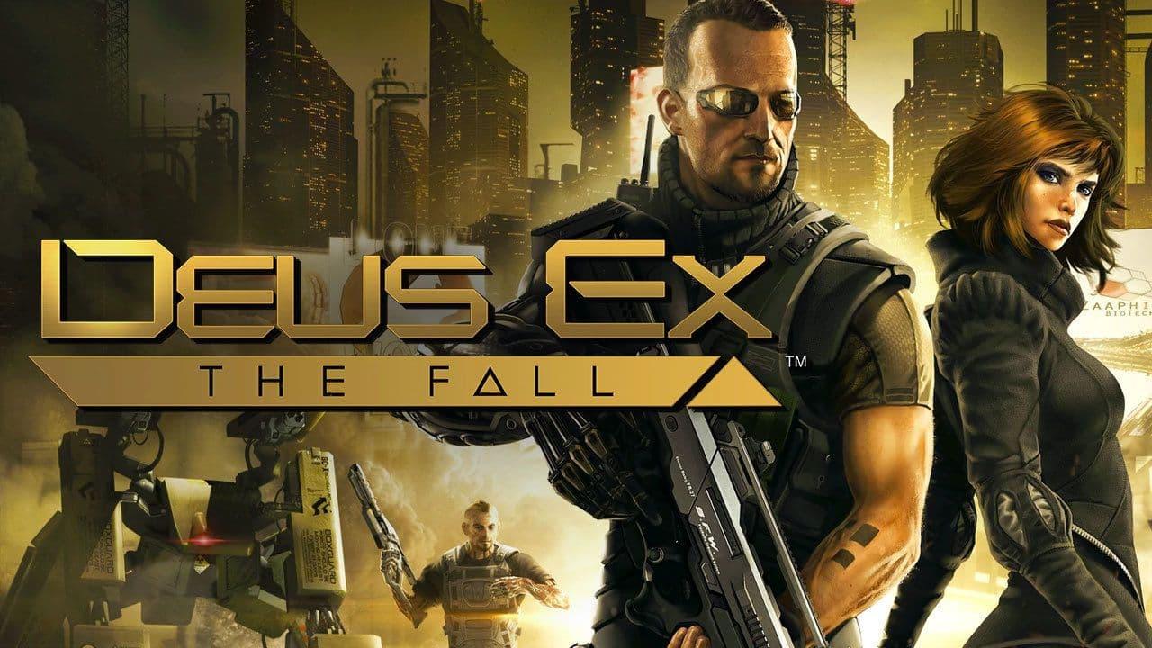ترینر بازی Deus Ex The Fall