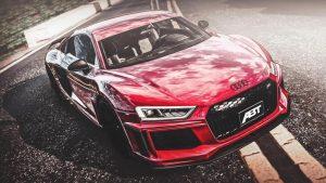 خودرو Audi R8 V10 ABT 2018 برای FiveM