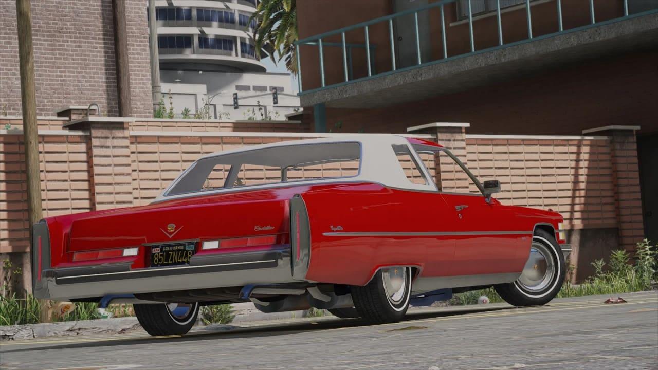 خودرو Cadillac Coupe Deville برای GTA V