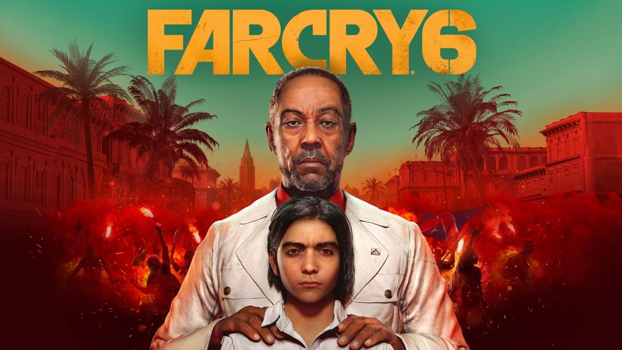 ترینر بازی Far Cry 6