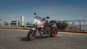 موتور سیکلت KTM Super Duke R 1290 برای GTA V