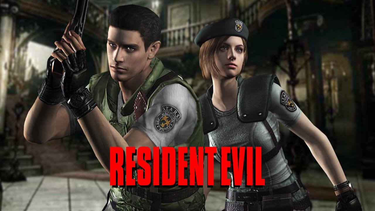 ترینر بازی Resident Evil 1
