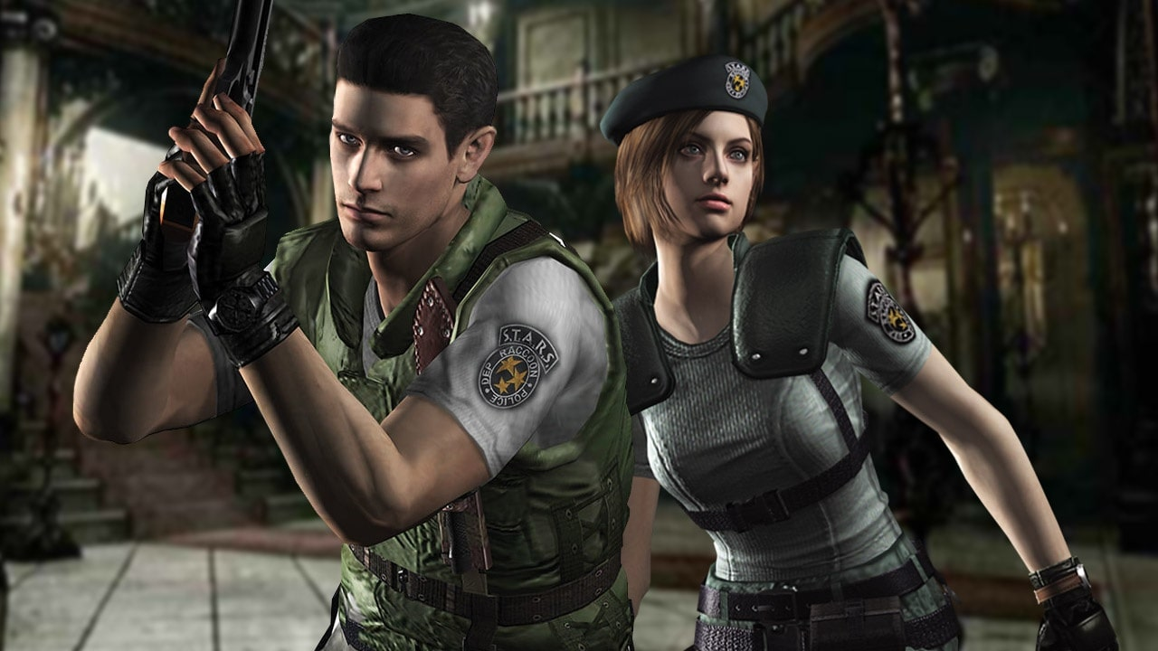 ترینر بازی Resident Evil HD Remaster